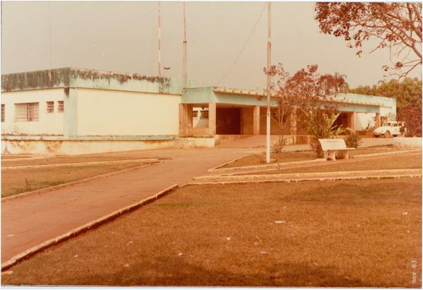 Prefeitura Municipal : Itaguaru, GO - 1983