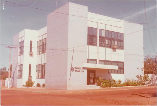 Banco do Brasil S.A. : Itajá, GO - 1984