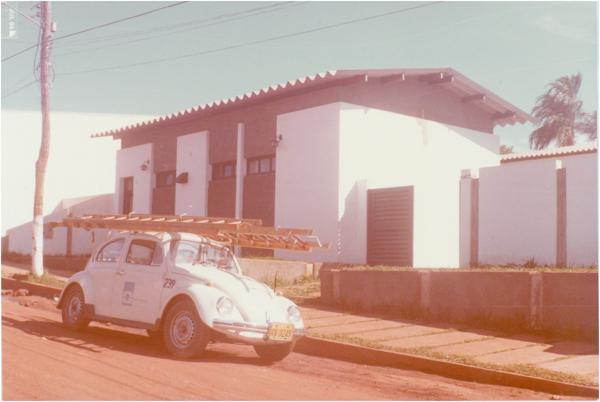 Posto telefônico : Itajá, GO - 1984