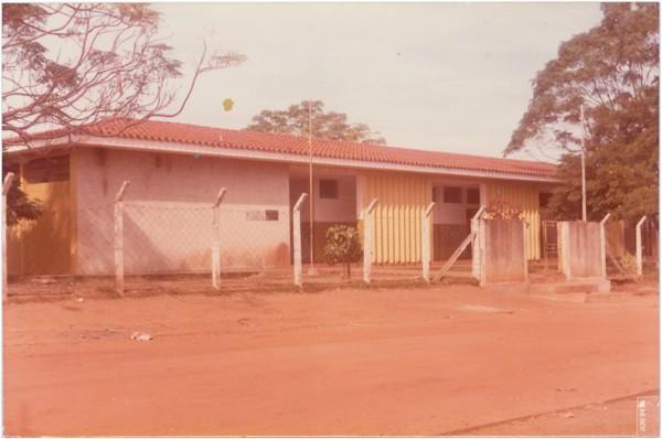 Colégio Estadual Coelho Neto : Itarumã, GO - 1984