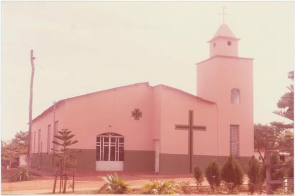 [Igreja Matriz de Itarumã] : Itarumã, GO - 1984