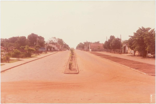 Av. São Sebastião : Itarumã, GO - 1984