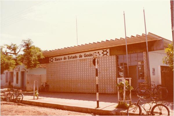 Banco do Estado de Goiás S. A. : Itapirapuã, GO - 1983
