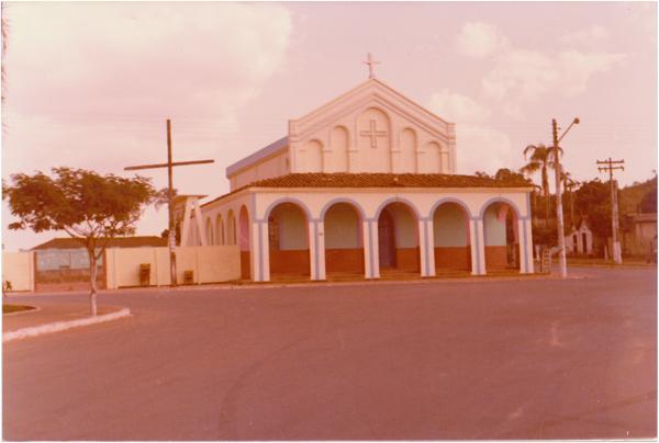 Igreja Nossa Senhora de Fátima : Itapuranga, GO - 1983