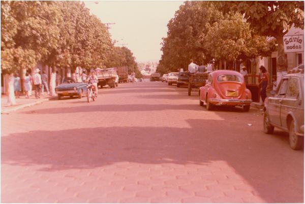 Rua 45 : Itapuranga, GO - 1983