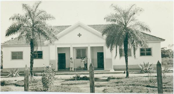 Posto de Saúde e Hospital de Emergência : Itapaci, GO - [19--]