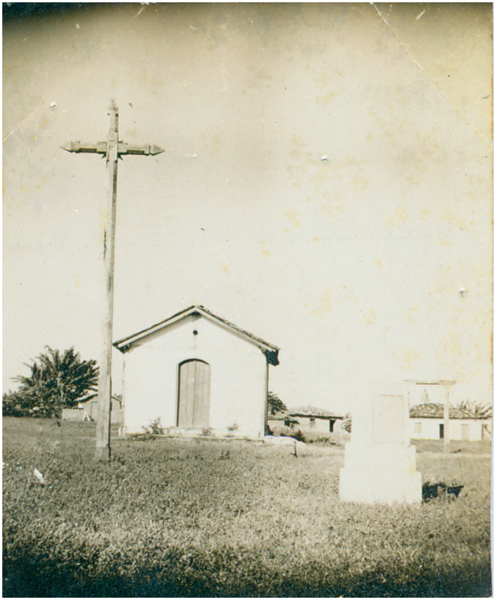Igreja de Nossa Senhora da Abadia : Ivolândia, GO - [19--]