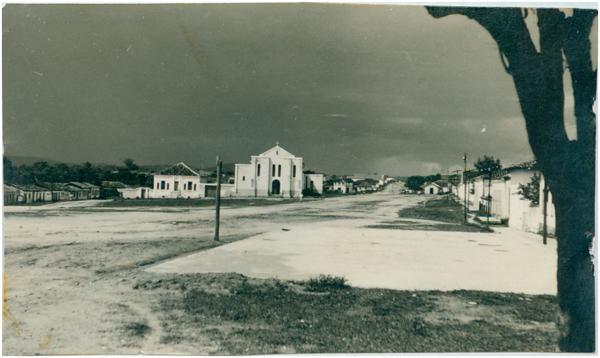 Igreja Matriz de Nossa Senhora da Penha : Jaraguá, GO - [19--]