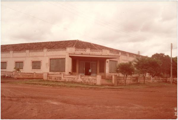Hospital São Sebastião : Joviânia, GO - 1983