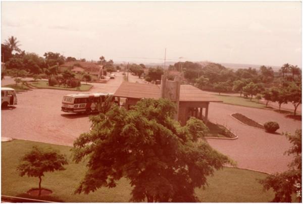 Estação rodoviária : Joviânia, GO - 1983