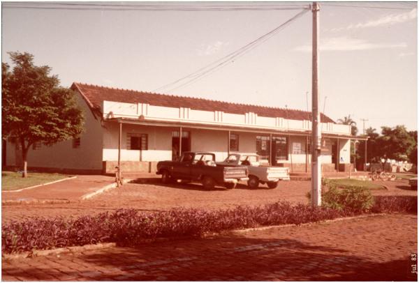 Prefeitura Municipal : Joviânia, GO - 1983