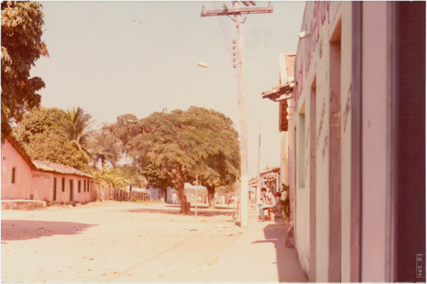 Rua Tamarineiro : Mambaí, GO - 1983