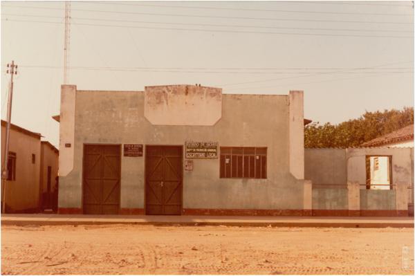 Departamento de Produção Animal : Mambaí, GO - 1983