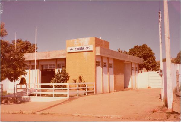 Correios : Minaçu, GO - 1983