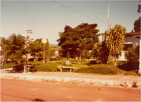 Praça da Saudade : Moiporá, GO - [19--]