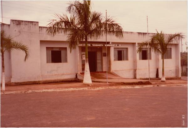 Prefeitura Municipal : Moiporá, GO - 1983