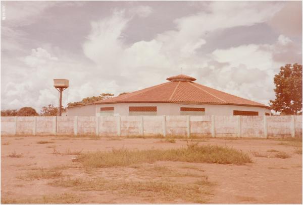 Centro comunitário : Mutunópolis, GO - 1984