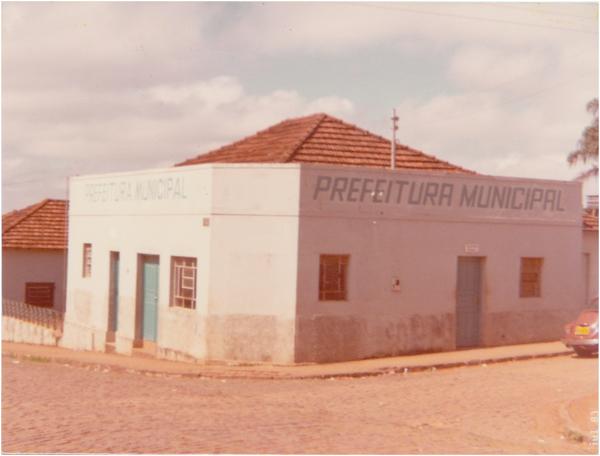 Prefeitura Municipal : Ouro Verde de Goiás, GO - 1983