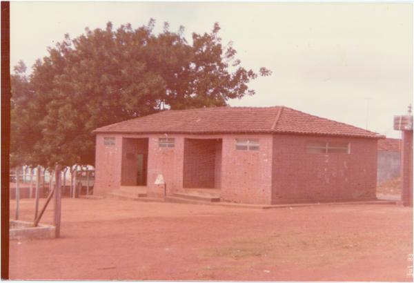 Biblioteca Pública Municipal : Correios : Ouro Verde de Goiás, GO - 1983