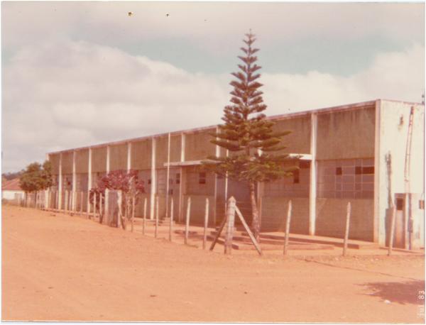 Colégio Estadual de Ouro Verde : Ouro Verde de Goiás, GO - 1983