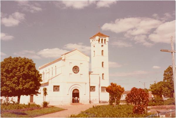 Paróquia Nossa Senhora da Piedade : Orizona, GO - 1983