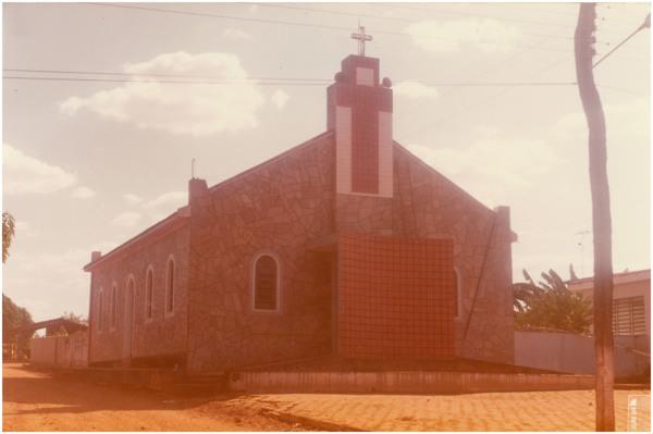 Igreja São Bento : Palminópolis, GO - 1984