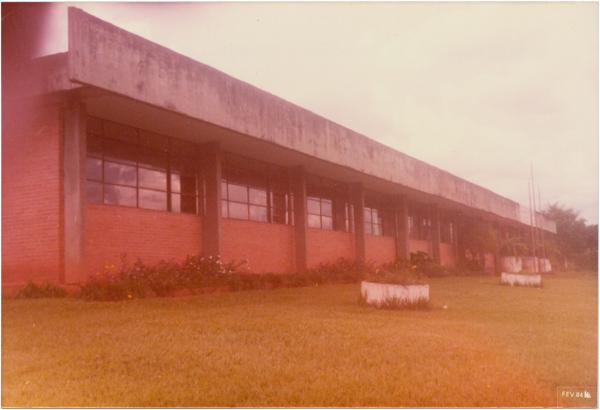 Colégio Estadual de Palmeiras : Palmeiras de Goiás, GO - 1984