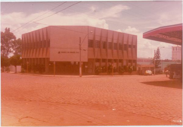 Banco do Brasil : Palmeiras de Goiás, GO - 1984