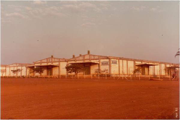 Cibrazem : Palmeiras de Goiás, GO - 1983