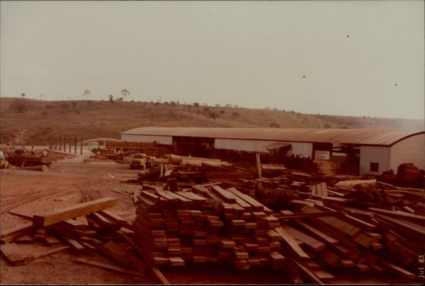 Indústria Madeireira Sunil : Açailândia, MA - 1983