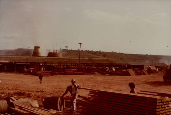 Indústria Madeireira Sergal : Açailândia, MA - 1983