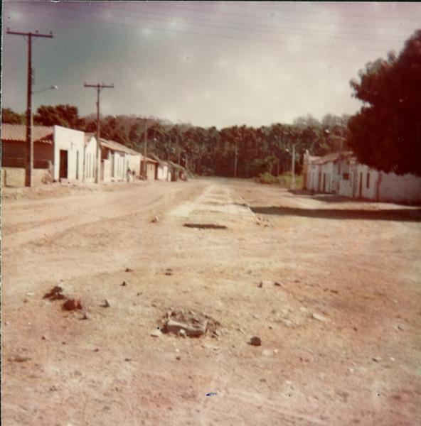 Avenida Antônio Bacelar : Afonso Cunha, MA - [19--]