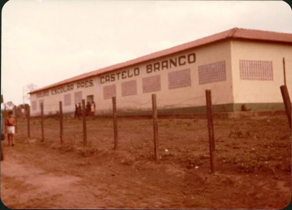 Grupo Escolar Presidente Castelo Branco : Amarante do Maranhão, MA - [19--]