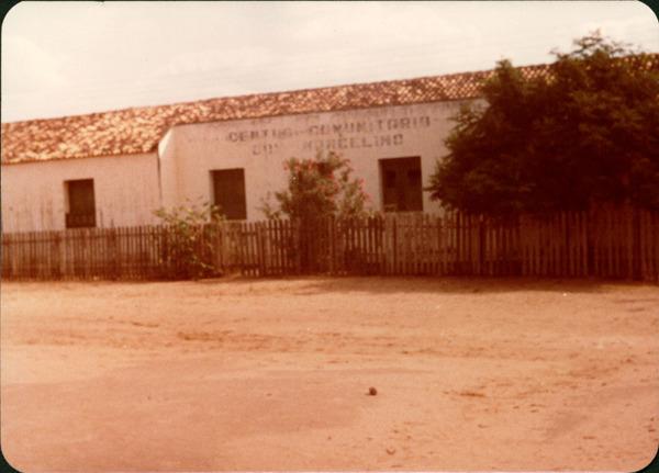 Centro Comunitário Dom Marcelino : Amarante do Maranhão, MA - [19--]