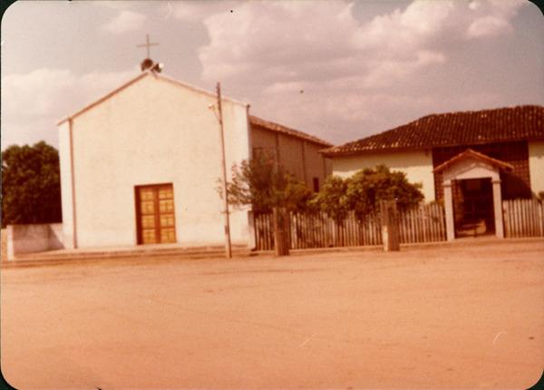 Igreja Matriz Sagrado Coração de Jesus : Amarante do Maranhão, MA - [19--]