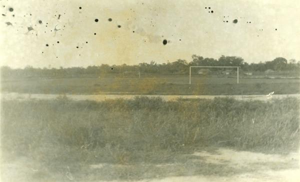 Campo de futebol do módulo esportivo : Anapurus, MA - [19--]