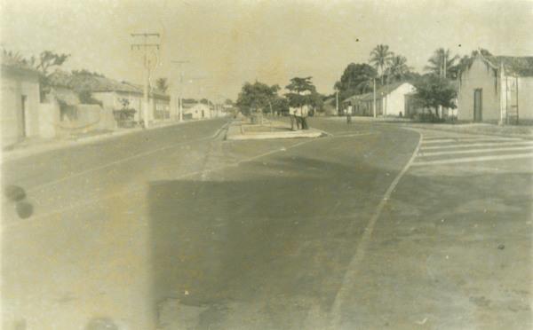 Avenida Presidente Médici : Anapurus, MA - [19--]