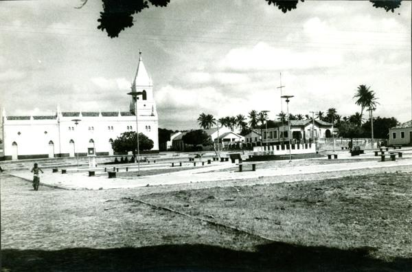 Praça da matriz : Araioses, MA - [19--]