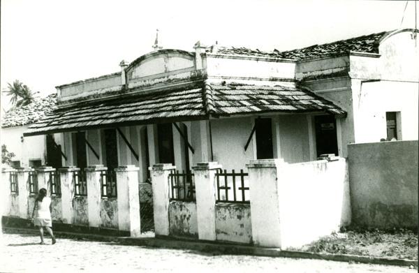 Casa paroquial : Araioses, MA - [19--]