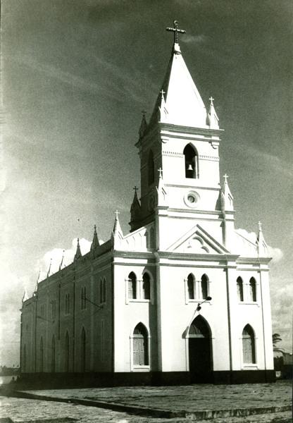 Igreja Matriz Nossa Senhora da Conceição : Araioses, MA - [19--]