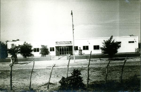 Hospital Municipal José Cardoso do Nascimento : Araioses, MA - [19--]