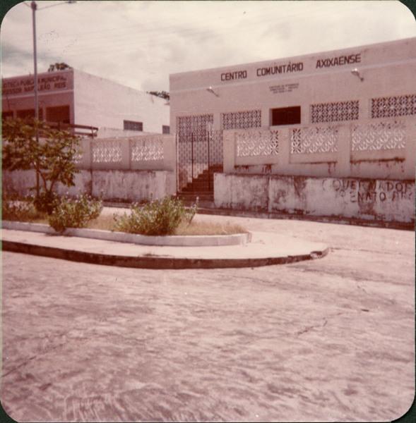 Centro Comunitário Axixaense : Axixá, MA - [19--]