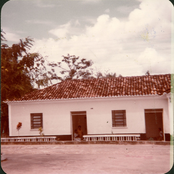 Hospital Maternidade Axixaense : Axixá, MA - [19--]