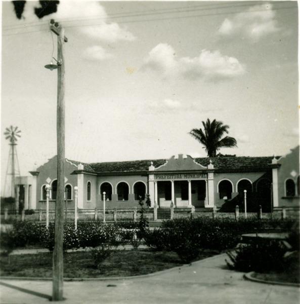 Prefeitura Municipal : Itapecuru Mirim, MA - [19--]