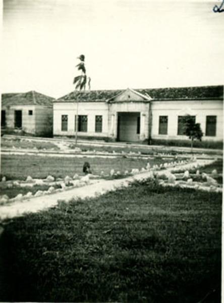 Praça Presidente Dutra : grupo escolar : Icatu, MA - [19--]