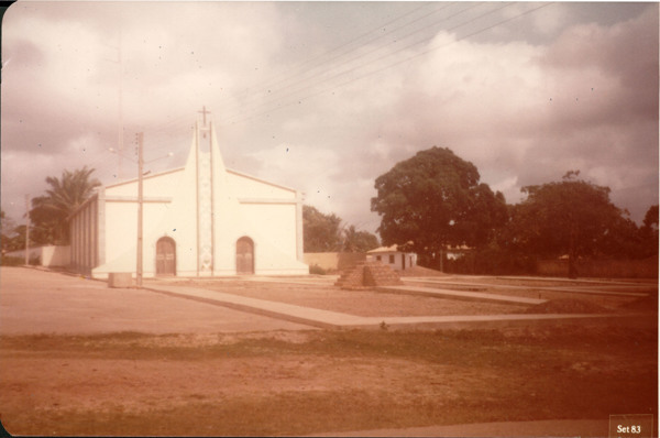 Igreja São Sebastião : Bacuri, MA - 1983
