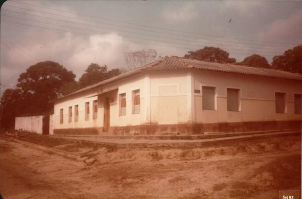 Casa paroquial : Bacuri, MA - 1983