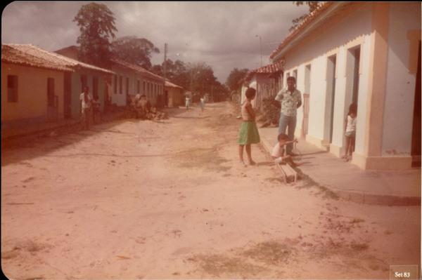 Rua Sete de Setembro : Bacuri, MA - 1983