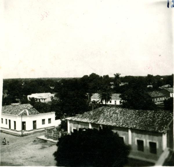 Vista parcial da cidade : Balsas, MA - [19--]