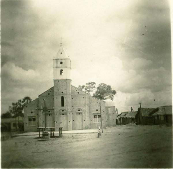 Igreja Matriz de Santo Antônio : Barão de Grajaú, MA - [19--]